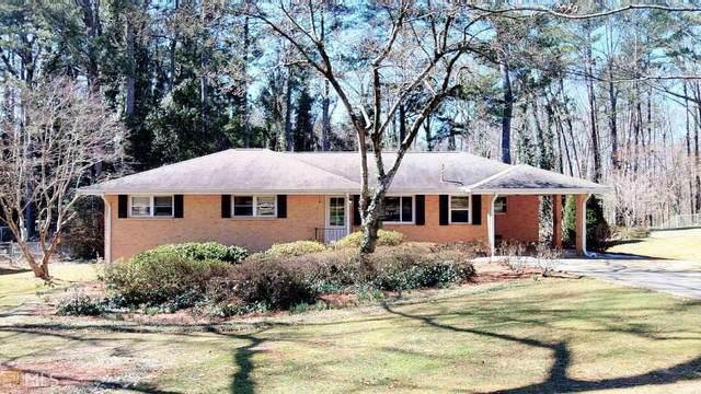 2656 Oswood Drive, Tucker, GA 30084 (MLS #8933813) :: Houska Realty Group