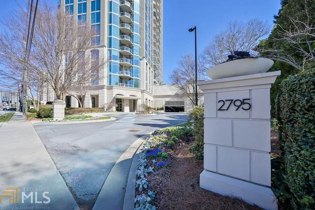 2795 Peachtree Rd, Atlanta, GA 30305 (MLS #8933821) :: RE/MAX Eagle Creek Realty