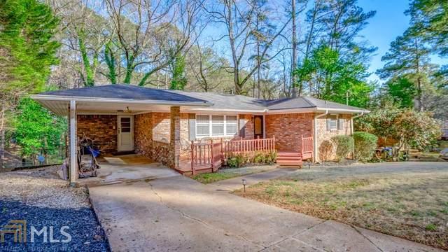 2393 Woodacres Road Ne, Atlanta, GA 30345 (MLS #8933824) :: Houska Realty Group