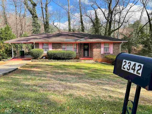 2342 Starline Dr, Decatur, GA 30032 (MLS #8933830) :: RE/MAX Eagle Creek Realty
