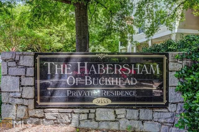3655 Habersham Rd A314, Atlanta, GA 30305 (MLS #8933837) :: Crown Realty Group