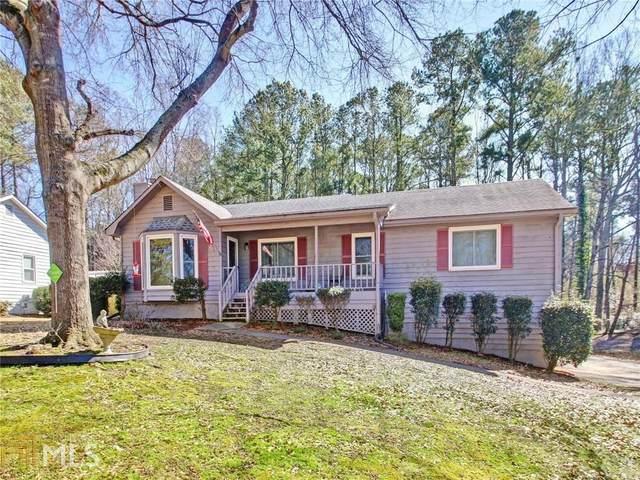 2423 Sawmill Rd Sw, Marietta, GA 30064 (MLS #8933839) :: Houska Realty Group
