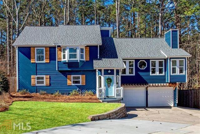 3371 Old Trail Court Nw, Kennesaw, GA 30144 (MLS #8933865) :: Houska Realty Group