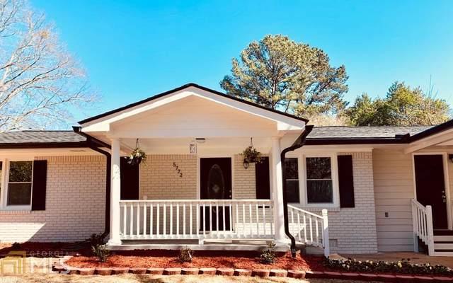 5772 Lilburn Stone Mountain Rd, Stone Mountain, GA 30087 (MLS #8933914) :: The Atlanta Real Estate Group