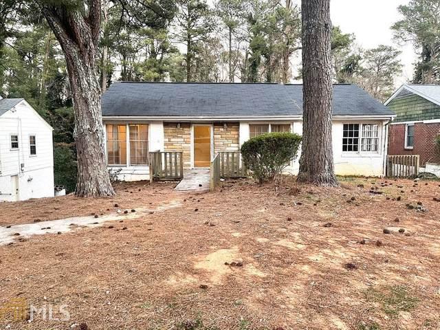 1272 Westridge Road Sw, Atlanta, GA 30311 (MLS #8933933) :: RE/MAX Eagle Creek Realty