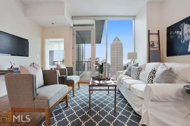1080 Peachtree Street #2813, Atlanta, GA 30309 (MLS #8933985) :: Lakeshore Real Estate Inc.