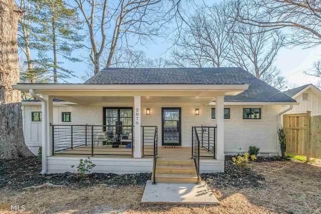2870 Ridgemore Rd, Atlanta, GA 30318 (MLS #8934028) :: Lakeshore Real Estate Inc.