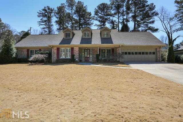 2855 Glade Springs Dr, Atlanta, GA 30345 (MLS #8934056) :: The Realty Queen & Team