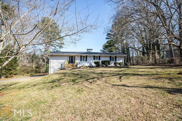 225 Don Rich Dr, Carrollton, GA 30117 (MLS #8934071) :: Buffington Real Estate Group