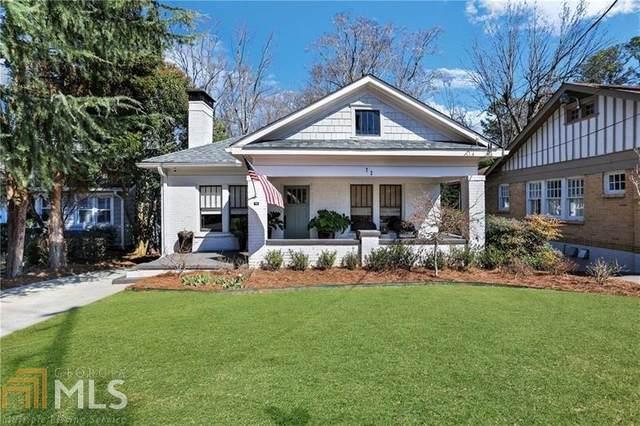 72 Peachtree Hills Ave, Atlanta, GA 30305 (MLS #8934077) :: Lakeshore Real Estate Inc.