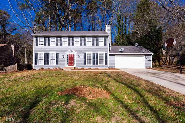 4642 Aberdeen, Stone Mountain, GA 30083 (MLS #8934127) :: Buffington Real Estate Group