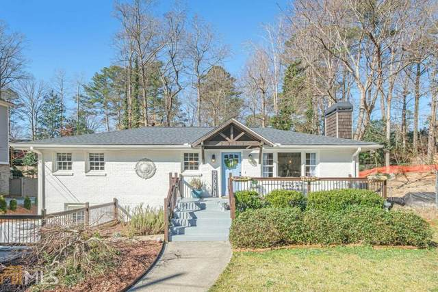 2342 Drew Valley Rd, Brookhaven, GA 30319 (MLS #8934178) :: Buffington Real Estate Group