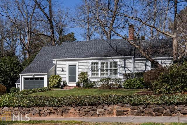 227 Woodlawn Avenue, Decatur, GA 30030 (MLS #8934194) :: Lakeshore Real Estate Inc.