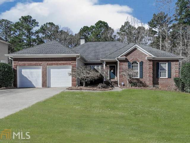 3885 Brentview Place Nw, Kennesaw, GA 30144 (MLS #8934216) :: Military Realty