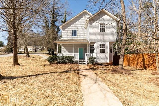 490 Blanche St, Atlanta, GA 30318 (MLS #8934217) :: Scott Fine Homes at Keller Williams First Atlanta