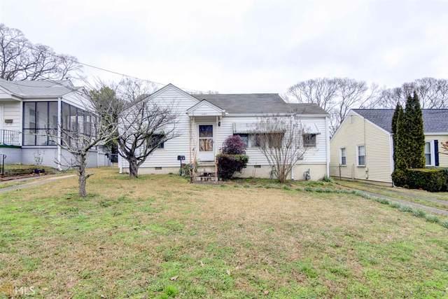 1487 Mercer Ave, College Park, GA 30337 (MLS #8934230) :: Buffington Real Estate Group