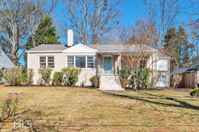 2346 Sanford Road, Decatur, GA 30033 (MLS #8934259) :: Lakeshore Real Estate Inc.