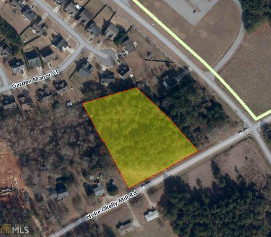 505 Hoke Okelly Mill Rd, Loganville, GA 30052 (MLS #8934268) :: Crown Realty Group