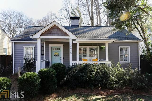 2675 Hosea L Williams Drive Se, Atlanta, GA 30317 (MLS #8934276) :: Lakeshore Real Estate Inc.