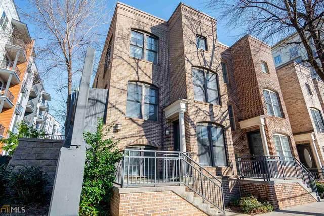 706 Cosmopolitan Dr, Atlanta, GA 30324 (MLS #8934291) :: Michelle Humes Group