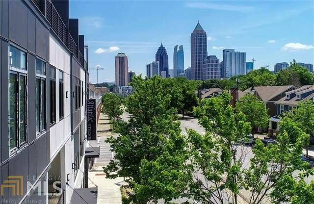 223 16Th St #8, Atlanta, GA 30363 (MLS #8934304) :: RE/MAX Eagle Creek Realty