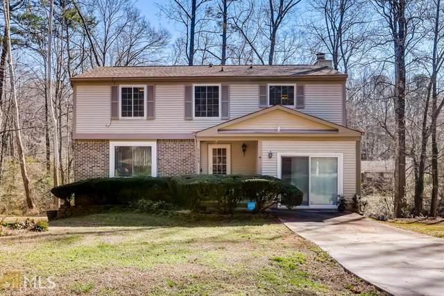 5168 Stone Trce, Stone Mountain, GA 30083 (MLS #8934307) :: Lakeshore Real Estate Inc.