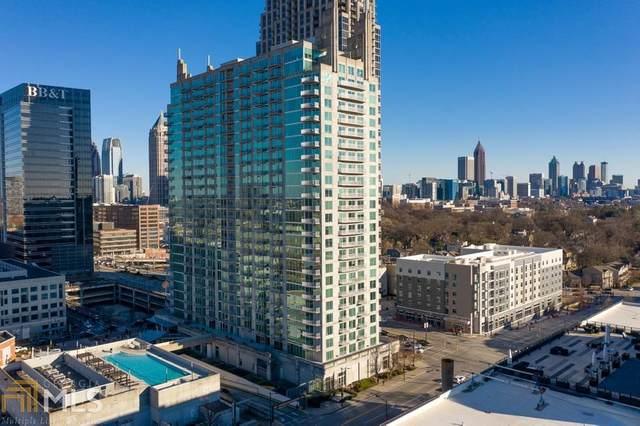361 17Th St #2609, Atlanta, GA 30363 (MLS #8934340) :: Buffington Real Estate Group