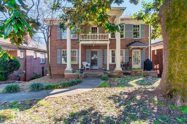 1313 North Highland Ave, Atlanta, GA 30306 (MLS #8934356) :: The Realty Queen & Team