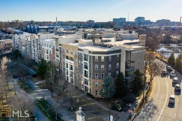 390 17Th St #4049, Atlanta, GA 30363 (MLS #8934365) :: Buffington Real Estate Group