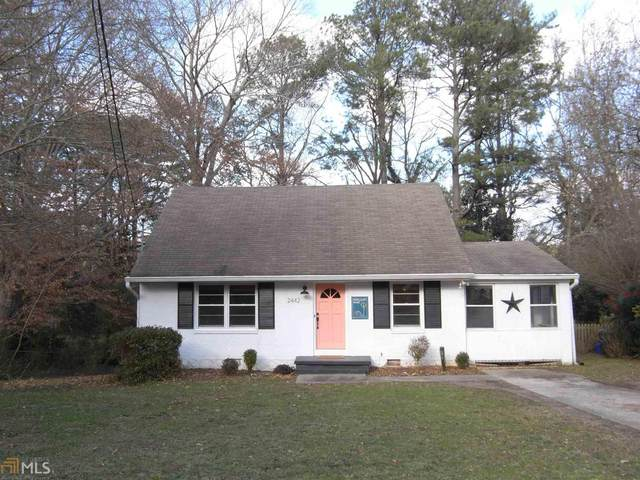 2442 Shadydale Ln, Decatur, GA 30033 (MLS #8934475) :: The Realty Queen & Team