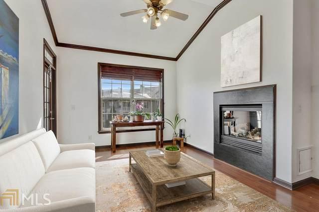 4805 West Village Way #1408, Smyrna, GA 30080 (MLS #8934477) :: Buffington Real Estate Group