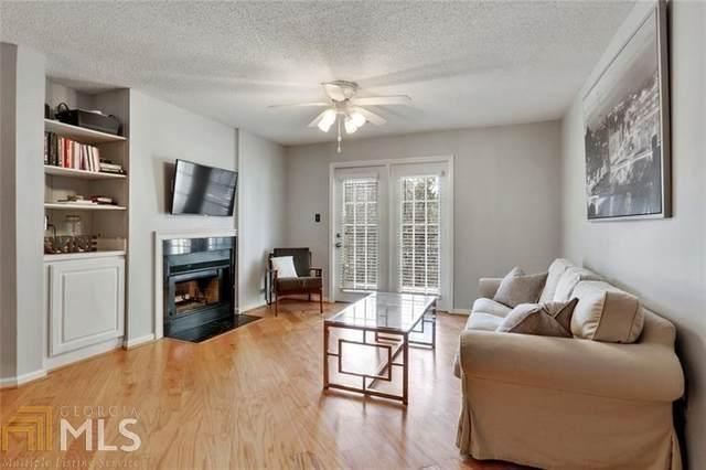 3655 Habersham Rd #245, Atlanta, GA 30305 (MLS #8934535) :: Crown Realty Group