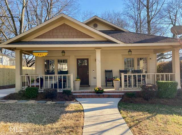 445 Robinson Ave, Atlanta, GA 30315 (MLS #8934549) :: Scott Fine Homes at Keller Williams First Atlanta