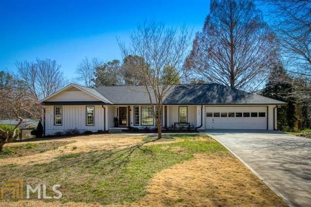 400 Knoll Woods Terrace, Roswell, GA 30075 (MLS #8934572) :: Rettro Group