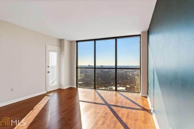 1280 W Peachtree St #3604, Atlanta, GA 30309 (MLS #8934605) :: Buffington Real Estate Group