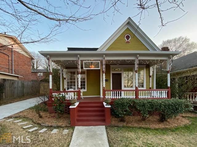 1070 Oak St, Atlanta, GA 30310 (MLS #8934626) :: Bonds Realty Group Keller Williams Realty - Atlanta Partners