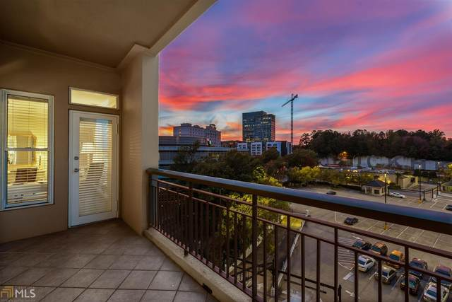 3334 Peachtree Rd #407, Atlanta, GA 30326 (MLS #8934633) :: Keller Williams Realty Atlanta Partners