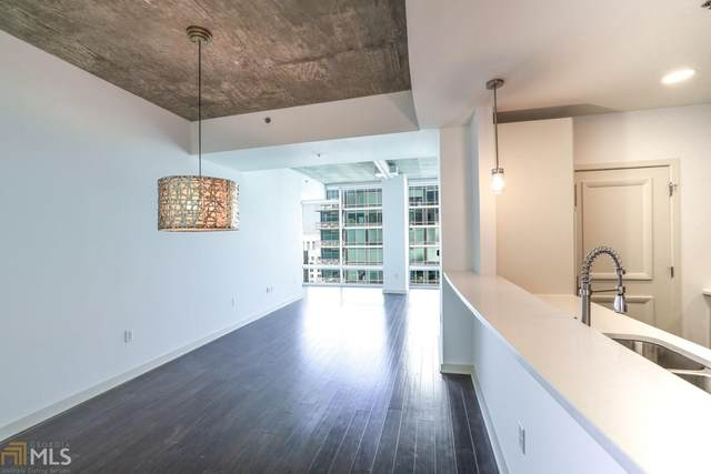 923 Peachtree St #1826, Atlanta, GA 30309 (MLS #8934665) :: Buffington Real Estate Group