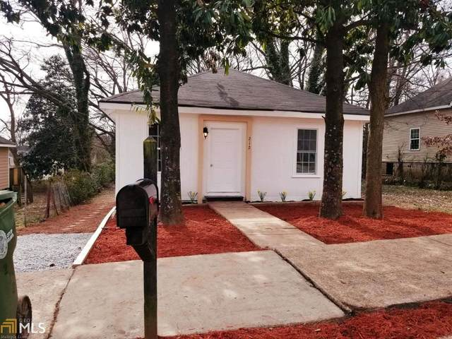 212 Fletcher St, Atlanta, GA 30315 (MLS #8934689) :: The Realty Queen & Team