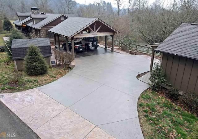 88 Bob Pinson St, Ellijay, GA 30540 (MLS #8934740) :: Scott Fine Homes at Keller Williams First Atlanta