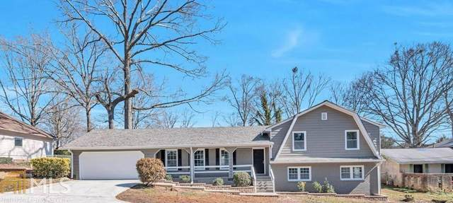 3986 Flakes Mill Rd, Decatur, GA 30034 (MLS #8934780) :: Crest Realty