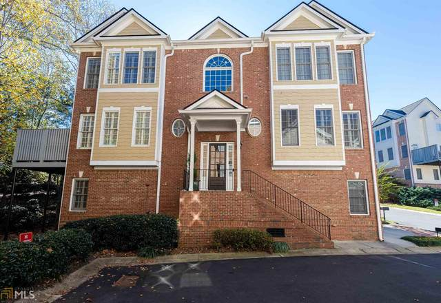 5492 Glenridge Dr #552, Atlanta, GA 30342 (MLS #8934800) :: Bonds Realty Group Keller Williams Realty - Atlanta Partners