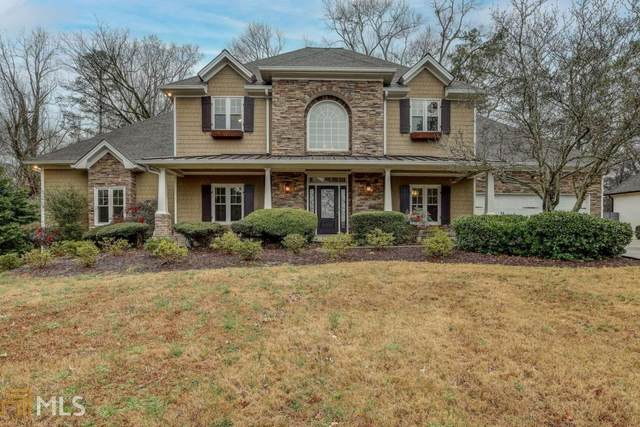 860 Agan Pl, Atlanta, GA 30342 (MLS #8934811) :: Scott Fine Homes at Keller Williams First Atlanta