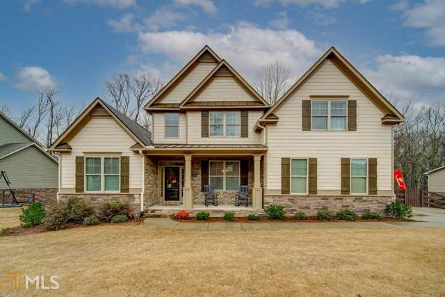 8710 Hightower Ridge, Ball Ground, GA 30107 (MLS #8934817) :: Scott Fine Homes at Keller Williams First Atlanta