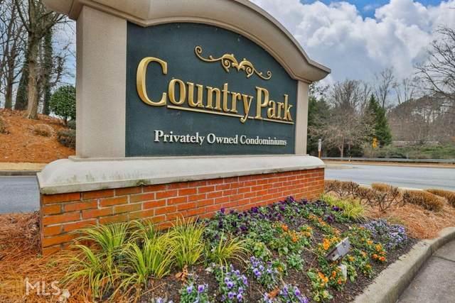 2706 SE Country Park Dr, Smyrna, GA 30080 (MLS #8935004) :: Crown Realty Group