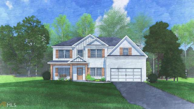 17 Mediterranean Ave #507, Sharpsburg, GA 30277 (MLS #8935163) :: Anderson & Associates