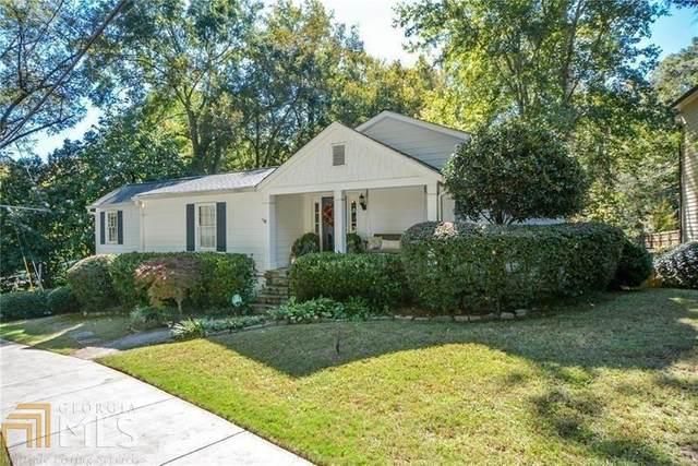 1367 Cartecay Dr, Brookhaven, GA 30319 (MLS #8935211) :: Scott Fine Homes at Keller Williams First Atlanta
