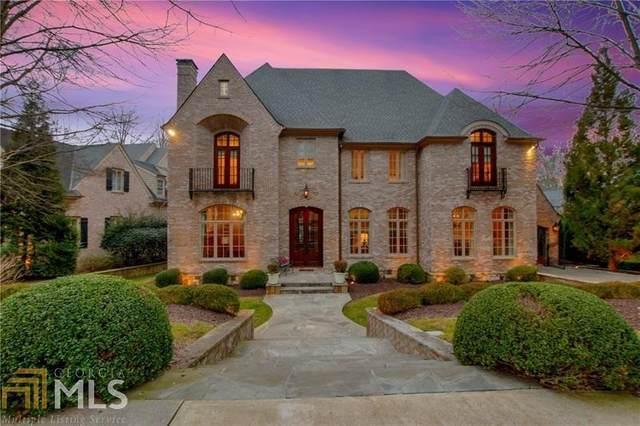 2640 Old Wesley Pl, Atlanta, GA 30327 (MLS #8935235) :: Bonds Realty Group Keller Williams Realty - Atlanta Partners