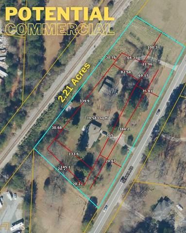 458 Senoia Rd, Tyrone, GA 30290 (MLS #8935316) :: Scott Fine Homes at Keller Williams First Atlanta