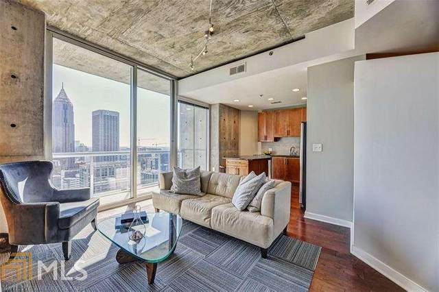 855 Peachtree St #3107, Atlanta, GA 30308 (MLS #8935354) :: RE/MAX Eagle Creek Realty